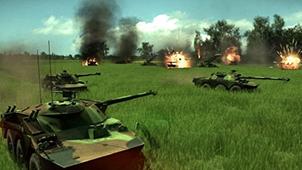 战争游戏欧洲扩张