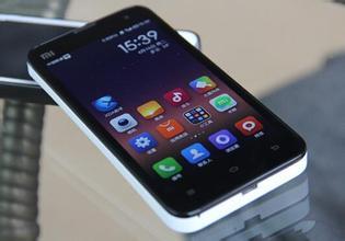 小米2s手机