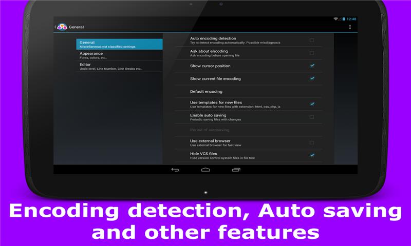 AWD - IDE For Web dev
