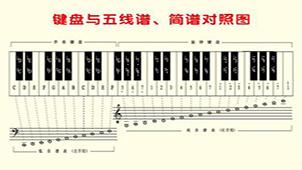 学习五线谱