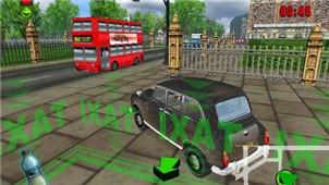 伦敦出租车软件专题