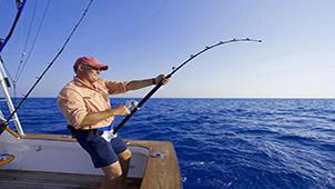 海上钓鱼专区
