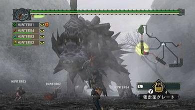 怪物猎人2g攻略