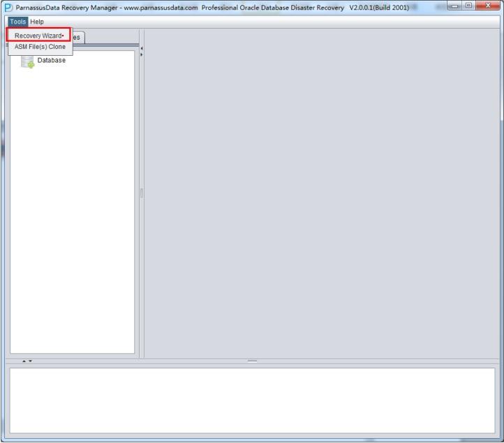 PRM-DUL Oracle数据库恢复工具