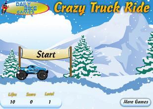 雪地越野车