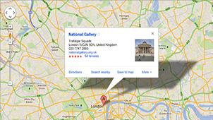 谷歌手机地图大全