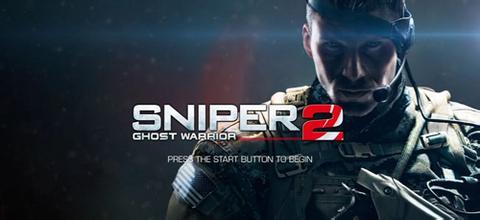 狙击手幽灵战士2中文版下载