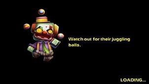 小丑僵尸专区