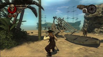 加勒比海盗3世界的尽头