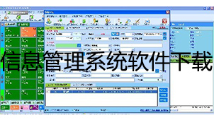 信息管理系统软件下载