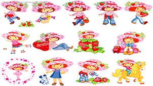 草莓女孩专题