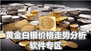 黄金白银价格走势分析软件专区