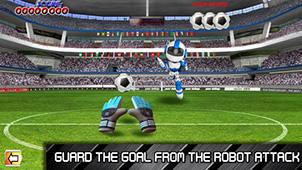 足球机器人大全