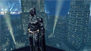 蝙蝠侠游戏下载