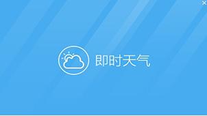 桌面天氣預報大全