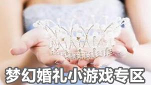 梦幻婚礼小游戏专区