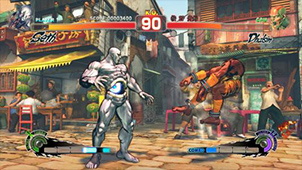 超级街头霸王4游戏下载