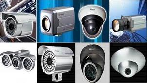 安防监控设备专题