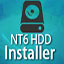 NT6 HDD Install...