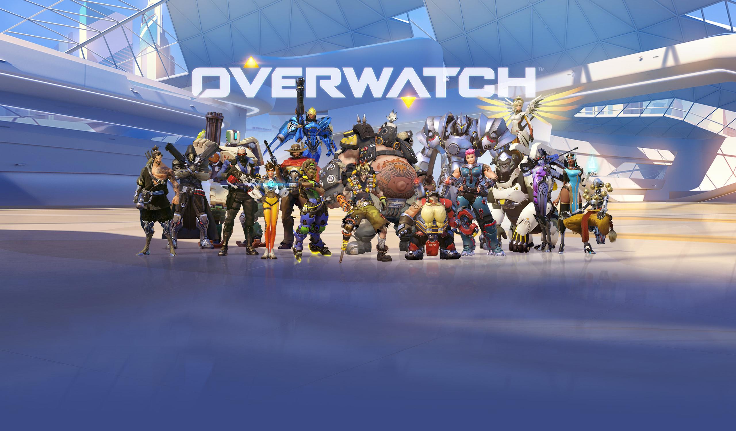 守望先锋壁纸:overwatch wallpaper