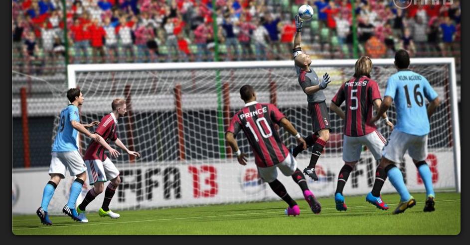 实况足球2013(Pro Evolution Soccer 2013)