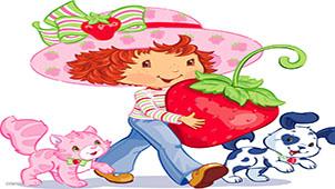 草莓小女孩专题