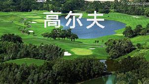 高尔夫俱乐部大全