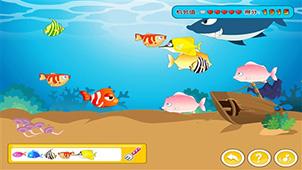 大鱼吃小鱼单机游戏大全