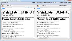 字体预览软件专题