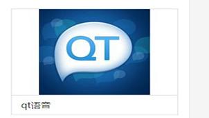 qt语音是什么