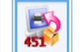 451货单打印大众进销存