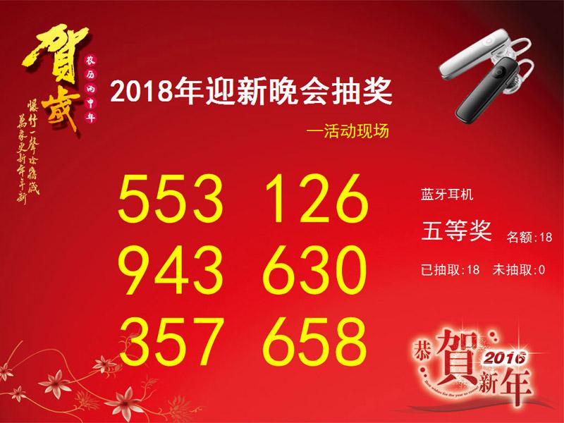 吉祥抽奖软件 for Win8 Win10
