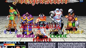 龙王战士游戏下载