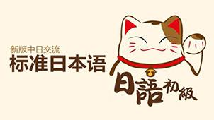 新标准日本语初级大全