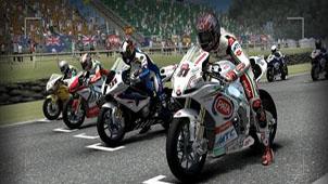 摩托车比赛专题