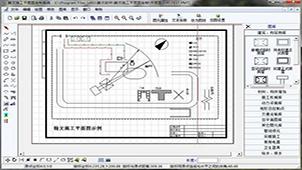 平面图制作软件