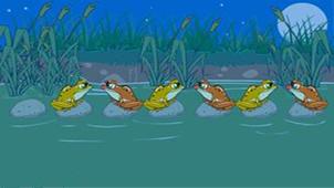 跳跳蛙专题