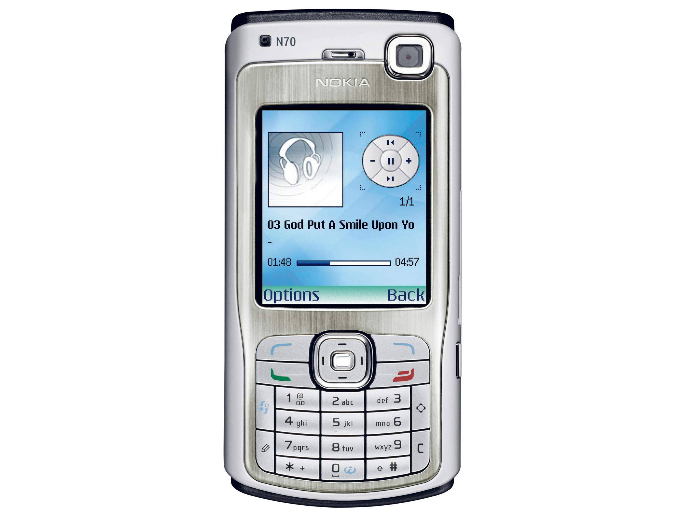 诺基亚N70大全