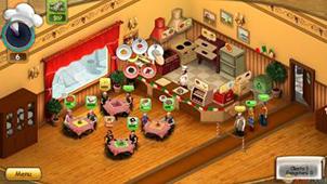 餐厅游戏专题