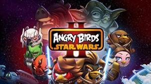 愤怒的小鸟星球大战2大全