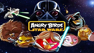 愤怒的小鸟星球大战版