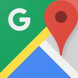 Google Maps谷歌...