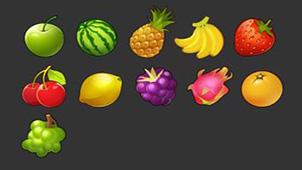 水果游戏大全