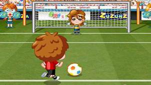 足球小游戏专题