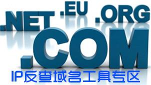 IP反查域名工具专区