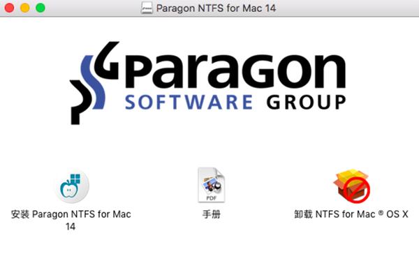 NTFS for Mac