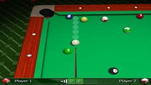 3d桌球专题