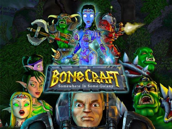 骨色争霸(Bonecraft )游戏通关存档