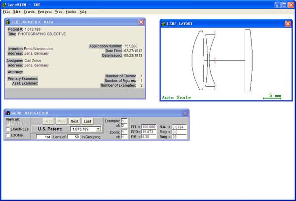 LensVIEW 光学设计软件