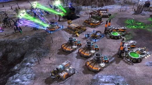 《命令与征服3凯恩之怒》cc3地图简要制作经验
